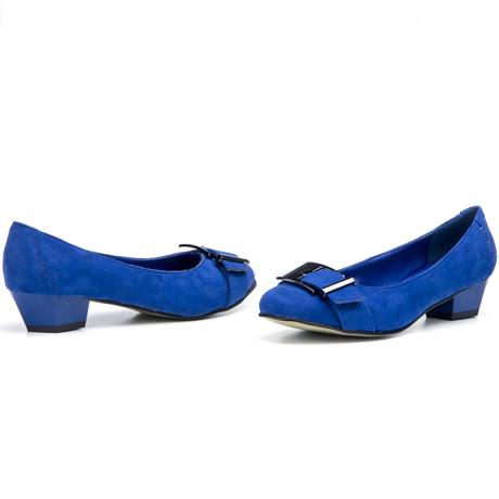 Обувки Alina Blue