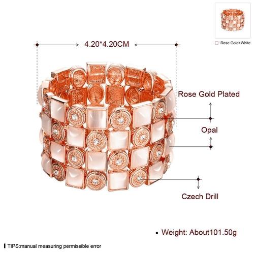 Гривна ЕТНА с 18К Розово Злато, Колекция Zerga Brand, Код 18KG B121278