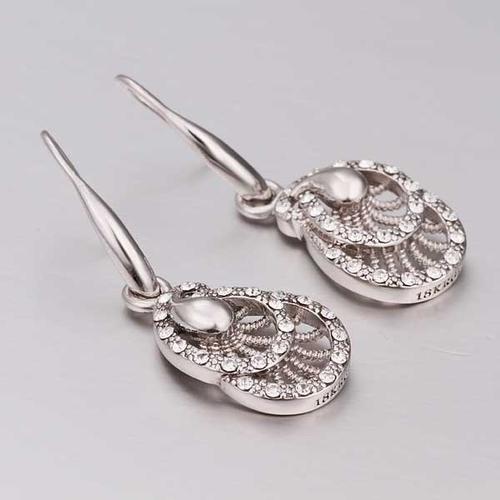 18KG E43168 Обеци АРИЯ, Zerga Jewelry
