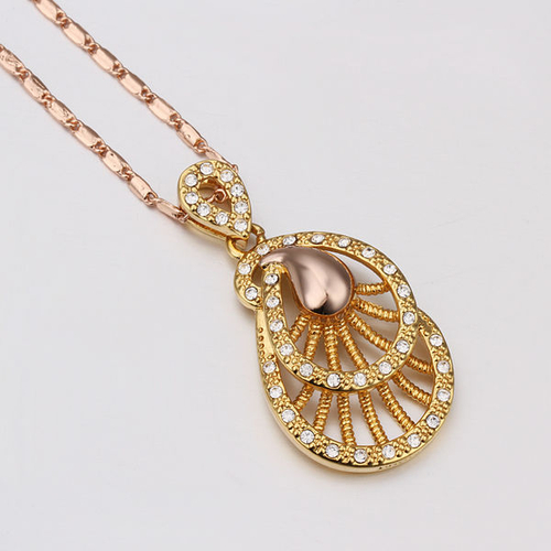 18KG S27684 Колие, обеци и гривна АРИЯ, Zerga Jewelry