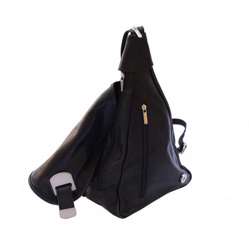 Чанта-Раница Естествена Кожа СФОРЦА, FLORENCE, кафяв цвят, Код FL20072