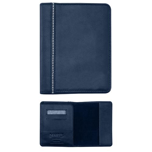 Кожен луксозен калъф за паспорт DSE Swarovski Elements, Код 5082437
