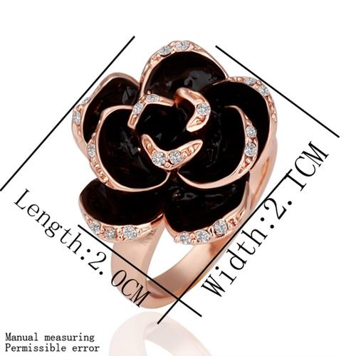 18KG S02598 Бижута НЕЖНА РОЗА! Пръстен, колие и обеци - Zerga Jewelry, розово златно покритие