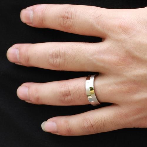 Пръстен ШАХМАТ, халки от стомана. Размери 5, 6, 7, 8, 9, 10, и 11, код 316L R110
