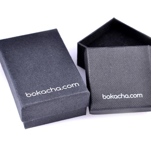 Ключодържател СИНЬО КОТЕ, Аксесоар за Чанта Колекция UB Boutique #UB K048