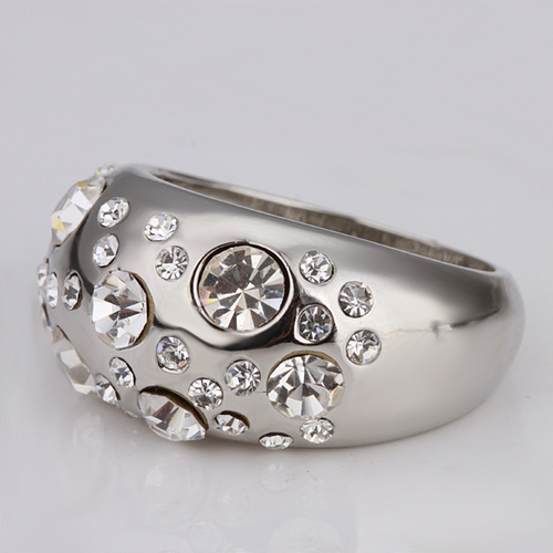 18KG R09878 Дамски пръстен НАЙТ СКАЙ от Zerga Brand!