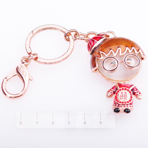 Ключодържател МНОГОЗНАЙКА, Аксесоар за Чанта Колекция UB Boutique #UB K034