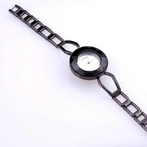 Дамски Ръчен Часовник KIMIO, кварцов механизъм, Черен, колекция UB Бутик, Код UB W015
