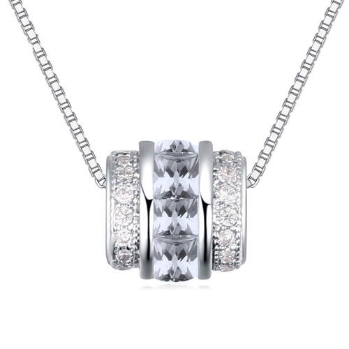 Колие MAGIC GLAMOR, ZYRDA Crystals from SWAROVSKI®, Код ZD N030