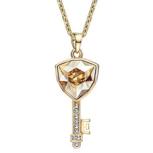 Колие NATURAL KEY, ZYRDA Crystals from SWAROVSKI®, Код ZD N033