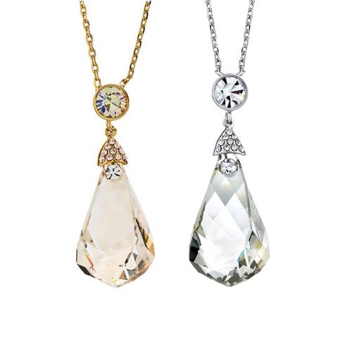 Колие PARADISE SHINE, ZYRDA Crystals from SWAROVSKI®, Код ZD N039