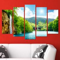 Декоративни панели за стена  с уникален планински пейзаж