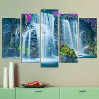 Декоративни панели за стена с уникален изглед на водопад