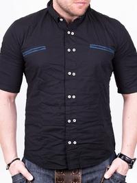 Екстравагантна мъжка риза Fashion