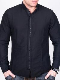Черна риза One 2 One