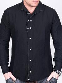Черна риза One2one