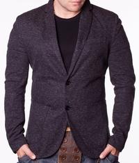 Мъжко спортно-елегантно сако Harri тъмносиво