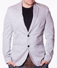Мъжко спортно-елегантно сако Bara сиво