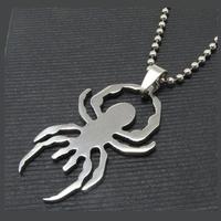 Unisex медальон 'Spider 2' 316L