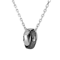 Unisex медальон 'Christopher' 316L