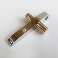 Висулка от стомана КРЪСТ, колекция BokaSTEEL, медицинска стомана, 316L P030
