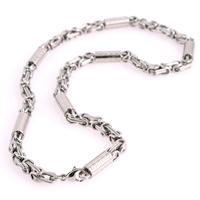 Мъжки стоманен ланец САТУРН, 316L N015