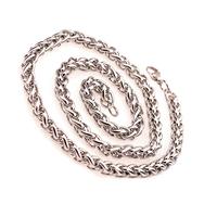 Ланец от стомана за мъж КАРОЛ 7mm, код 316L N051-7