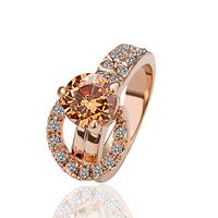 18KG R01092 Дамски пръстен  Изящен Орнамент, Zerga Brand