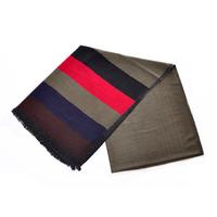 Мъжки шал луксозен Цветни Ивици, колекция UB Бутик, Код UB L201