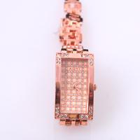 Дамски Ръчен Часовник AOYI, кварцов механизъм, цвят Розово злато, колекция UB Бутик, Код UB W021